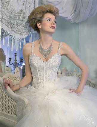 Kelly Star Bridal Gown - KS106-13 (Kelly Star Bridal Gowns)