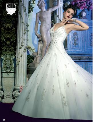 Kelly Star Bridal Gown - KS106-14 (Kelly Star Bridal Gowns)