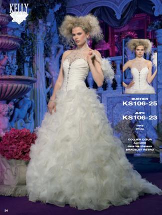 Buy Kelly Star Bridal Gown – KS106-23