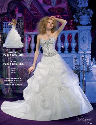 Buy Kelly Star Bridal Gown – KS106-36