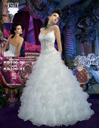 Buy Kelly Star Bridal Gown – KS106-39