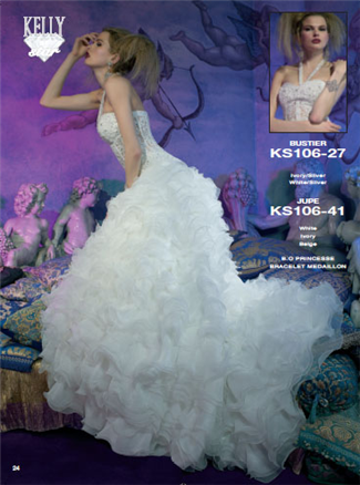 Buy Kelly Star Bridal Gown – KS106-41