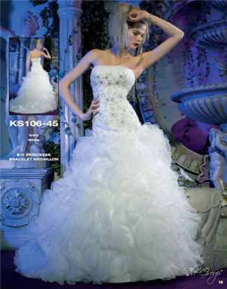 Buy Kelly Star Bridal Gown – KS106-45