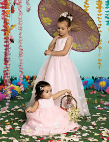 Buy Sweet Beginnings Flowergirl Dress – K414