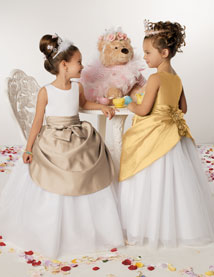 Sweet Beginnings Flowergirl Dress - L339 (Sweet Beginnings Flower Girl Dresses)
