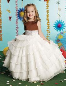 Buy Sweet Beginnings Flowergirl Dress – L400T