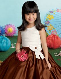 Buy Sweet Beginnings Flowergirl Dress – L410T