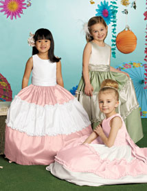 Buy Sweet Beginnings Flowergirl Dress – L411T