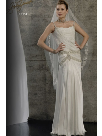 Stephen Yearick Couture Bridal Gown - 13151 (Stephen Yearick Bridal Gowns)
