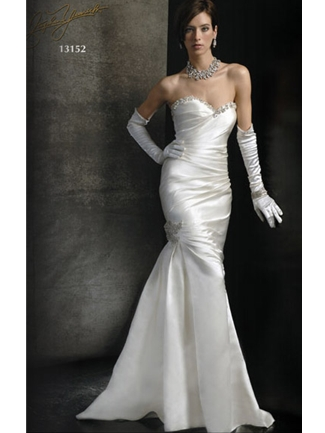 Stephen Yearick Couture Bridal Gown - 13152 (Stephen Yearick Bridal Gowns)