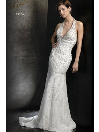 Stephen Yearick Couture Bridal Gown - 13156 (Stephen Yearick Bridal Gowns)