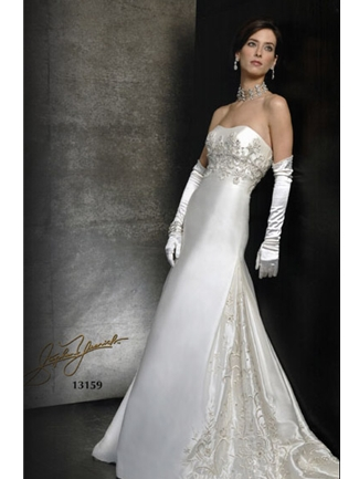 Stephen Yearick Couture Bridal Gown - 13159 (Stephen Yearick Bridal Gowns)