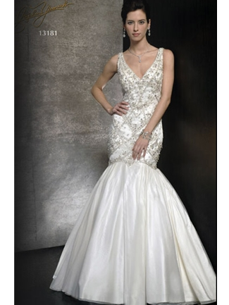 Buy Stephen Yearick Couture Bridal Gown – 13181