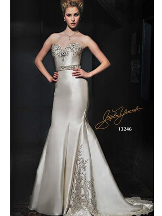 Buy Stephen Yearick Couture Bridal Gown – 13246