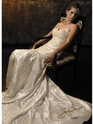 Buy Stephen Yearick Couture Bridal Gown – 13107
