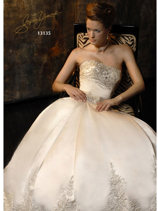 Stephen Yearick Couture Bridal Gown - 13135 (Stephen Yearick Bridal Gowns)