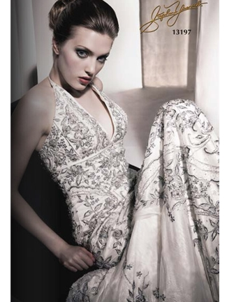 Buy Stephen Yearick Couture Bridal Gown – 13197