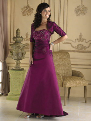 La Belle Mother of the Wedding Dress - 17630 (La Belle Mothers Dresses)
