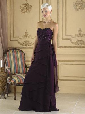 La Belle Mother of the Wedding Dress - 17638 (La Belle Mothers Dresses)