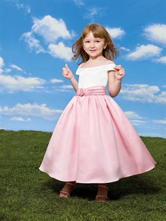 Buy Alfred Angelo Flowergirl Dress – 6630