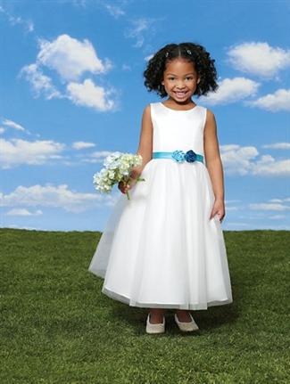Buy Alfred Angelo Flowergirl Dress – 6628