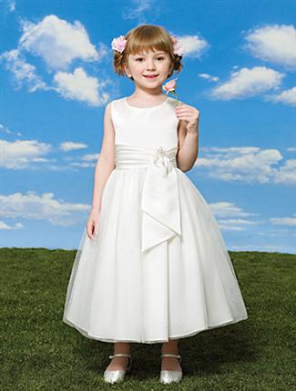 Buy Alfred Angelo Flowergirl Dress – 6635