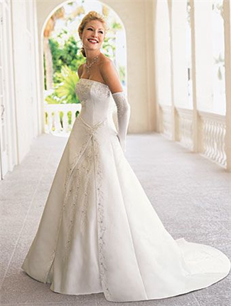 Alfred Angelo Bridal Gown - 1476 (Alfred Angelo Bridal Gowns)