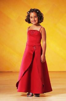 Eden Bridals Flowergirl Dress - 12194 (Eden Bridals Flower Girl Dresses)