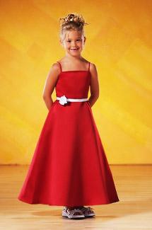 Eden Bridals Flowergirl Dress - 12195 (Eden Bridals Flower Girl Dresses)