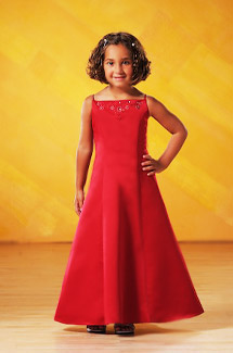 Eden Bridals Flowergirl Dress - 12196 (Eden Bridals Flower Girl Dresses)