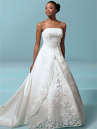 Buy Alfred Angelo Bridal Gown – 1840