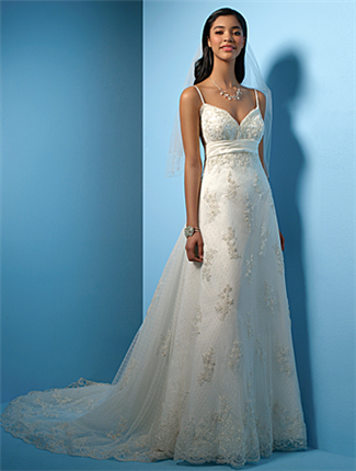 Buy Alfred Angelo Bridal Gown – 2000