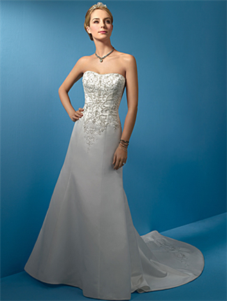 Buy Alfred Angelo Bridal Gown – 2011