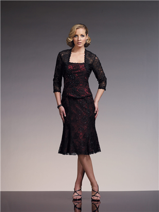 Buy Social Occasions by Mon Cheri Mother of the Wedding Dress – 29810