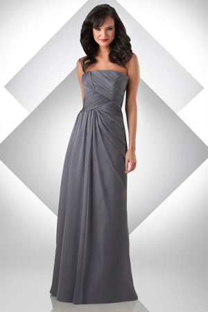 Buy Bari Jay Bridesmaid Dress with sizes 10 8 6 in Chocolate – ID305