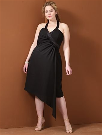 Alfred Angelo Bridesmaid Dress with sizes 12 10 8 in Black – ID6486