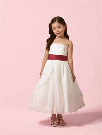 Buy Alfred Angelo Flowergirl Dress – 6616