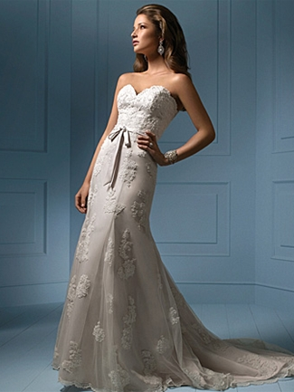 Buy Sapphire by Alfred Angelo Couture Bridal Gown – 800