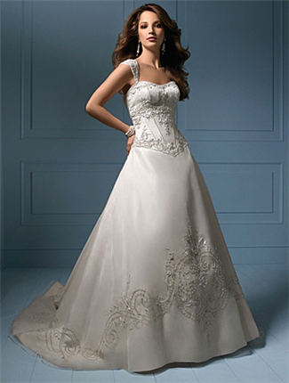 Buy Sapphire by Alfred Angelo Couture Bridal Gown – 803
