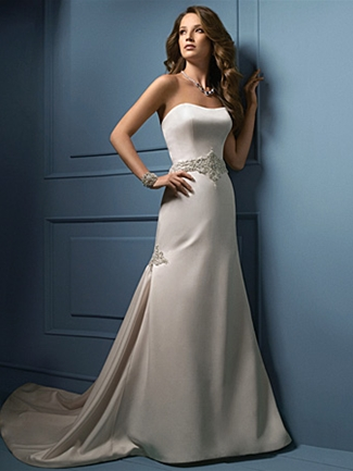 Buy Sapphire by Alfred Angelo Couture Bridal Gown – 809