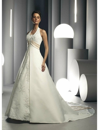 DaVinci Bridals Bridal Gown - 8230 (DaVinci Bridals Bridal Gowns)