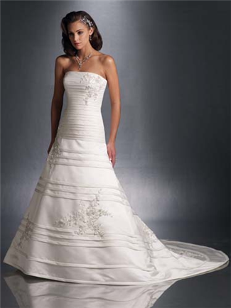 James Clifford Bridal Gown - J11000 (James Clifford Bridal Gowns)