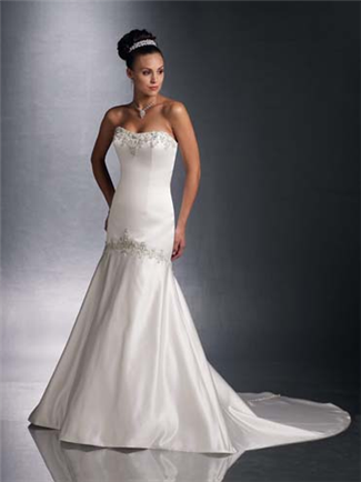 James Clifford Bridal Gown - J11001 (James Clifford Bridal Gowns)