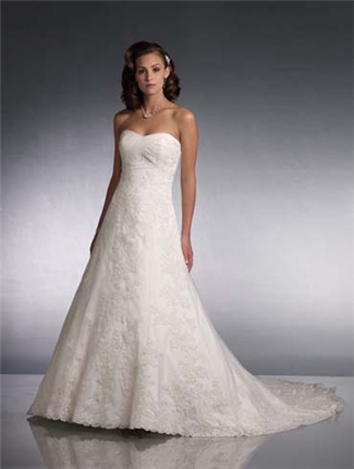 James Clifford Bridal Gown - J11002 (James Clifford Bridal Gowns)