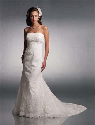James Clifford Bridal Gown - J11003 (James Clifford Bridal Gowns)
