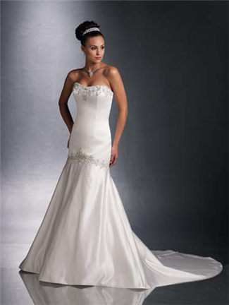 James Clifford Bridal Gown - J11001S (James Clifford Bridal Gowns)