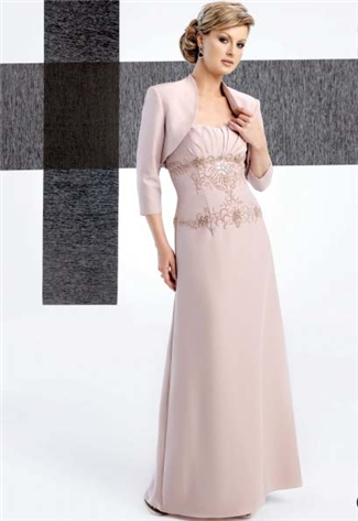 Glamor Special Occasion Mother of the Wedding Dress - B231J (Glamor Special Occasion Mothers Dresses)