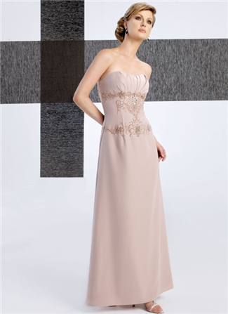 Glamor Special Occasion Mother of the Wedding Dress - B231SH (Glamor Special Occasion Mothers Dresses)