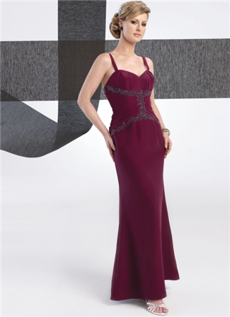 Glamor Special Occasion Mother of the Wedding Dress - B232SH (Glamor Special Occasion Mothers Dresses)