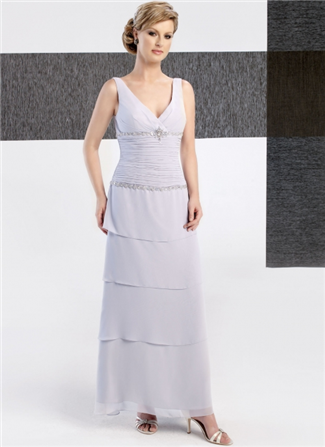 Glamor Special Occasion Mother of the Wedding Dress - B235SH (Glamor Special Occasion Mothers Dresses)